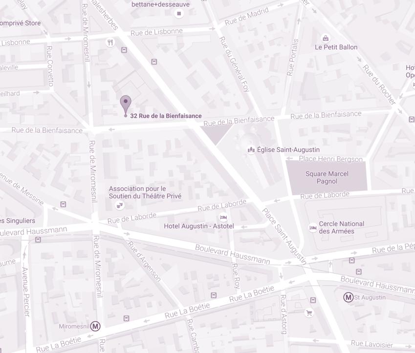adresse de Nelta à Paris